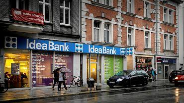 Oddział Idea Banku w Gliwicach.