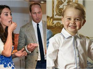 Ksi�na Kate, ksi��� William, ksi��� George