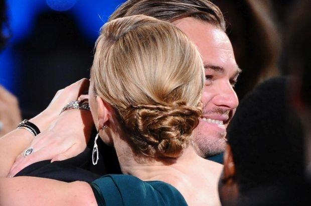 Kate Winslet, Leonardo DiCaprio