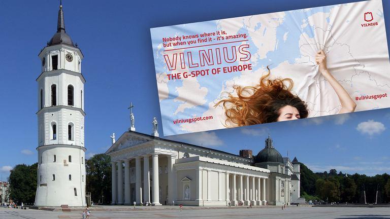 Nowa kampania promująca Wilno porównuje miasto do punktu G