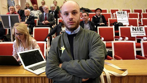 Zdjęcie numer 1 w galerii - Wyrok na aktywistę - sugerował, że członek PO działał w reprywatyzacyjnej