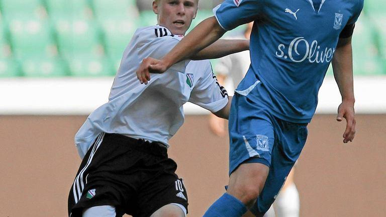 Legia zremisowała z Lechem 2:2 w pierwszym meczu 1/4 finału Centralnej Ligi Juniorów
