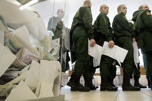 Kreml testuje Rosj�