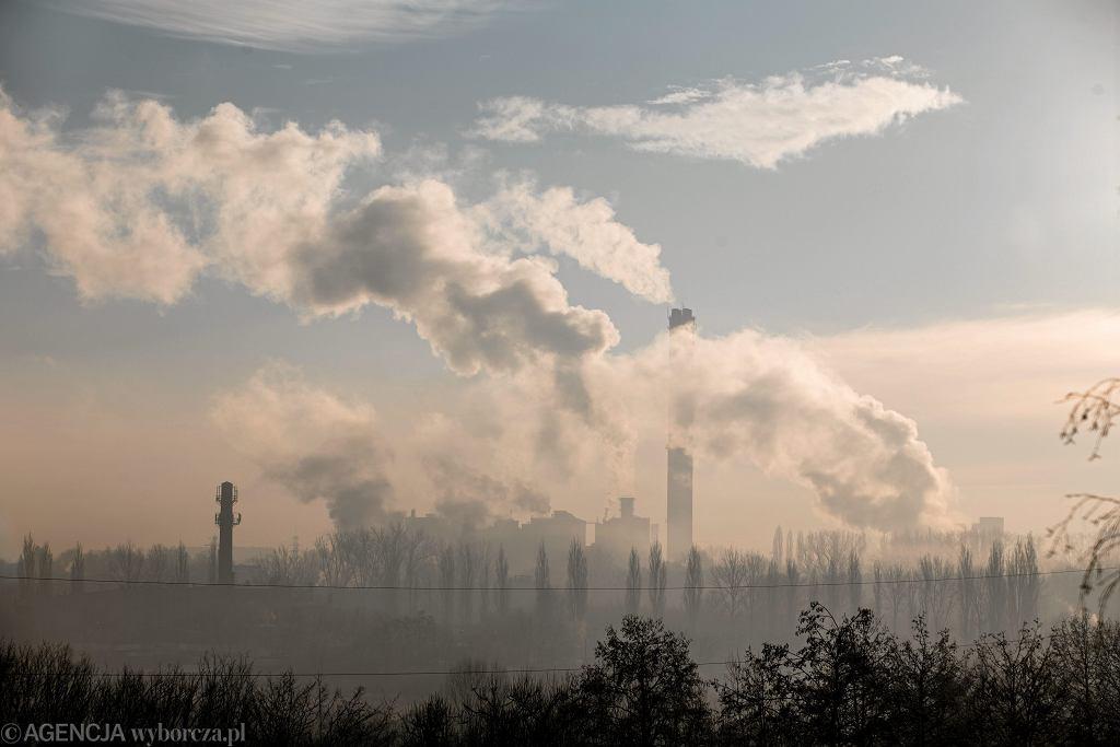 Smog nad Lublinem