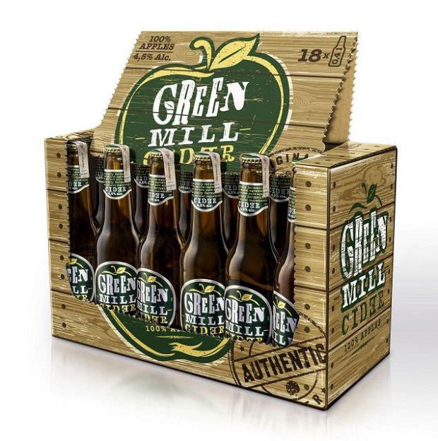 Green Mill Cider - autentyczny smak cydru