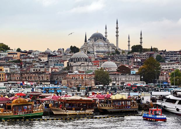 Turcja. Stambuł europejski, Stambuł azjatycki