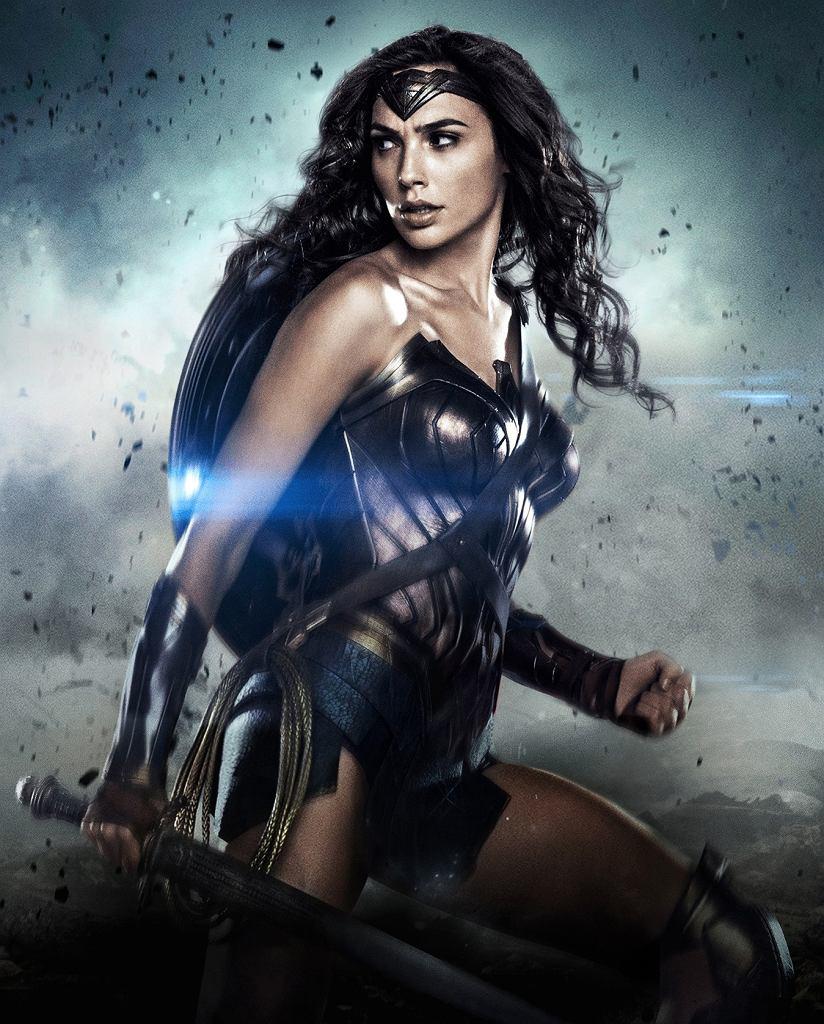 Wonder Woman, Gal Gadot / mat. promocyjne DC