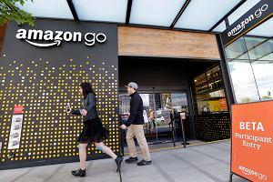 Amazon otwiera spożywczy sklep przyszłości. Bez kolejek, kasjerów, a nawet kas