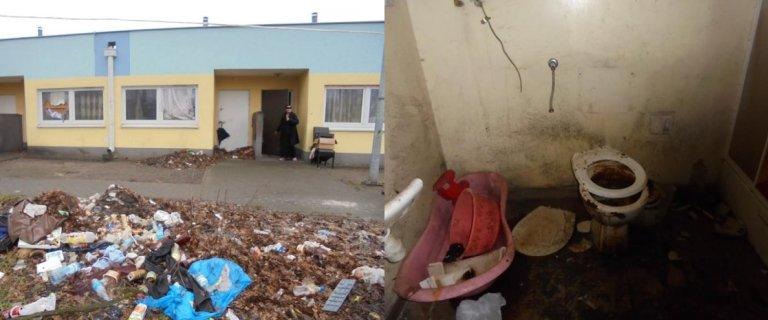 Prezydent Nowej Soli pokazuje mieszkania socjalne. Sprzed 4 lat (nowe) i teraz (zdewastowane). I pyta