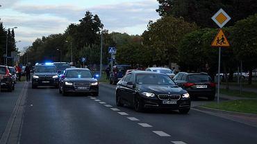 Wypadek kolumny prezydenckiej w Oświęcimiu. 4 października 2018 roku
