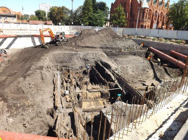 Zdjęcie numer 0 w galerii - Archeolodzy będą kopać pod bydgoskim zamkiem.