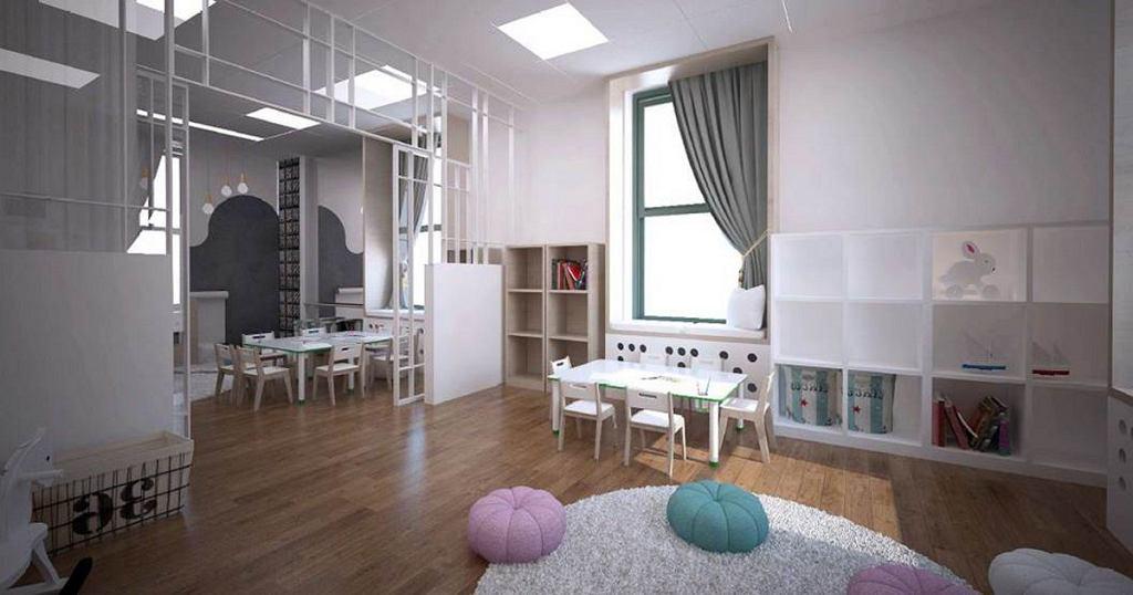 Szefostwo Frajdy już dziś zapowiada otwarcie szkoły podstawowej, której również przyświecałaby idea promocji żydowskiego dziedzictwa (fot. JCC)