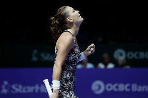 Agnieszka Radwańska wciąż trzecia w rankingu WTA
