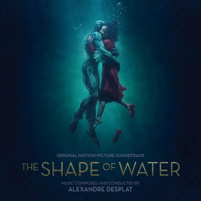 Soundtrack do filmu 'Kształt wody' / materiały prasowe
