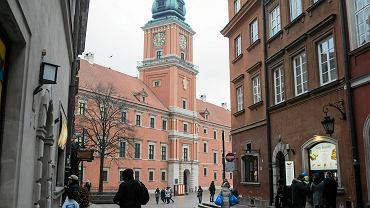 Wieża Zamku Królewskiego po renowacji