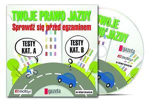 """P�yta """"Twoje prawo jazdy"""" z """"Gazet� Wyborcz�"""""""
