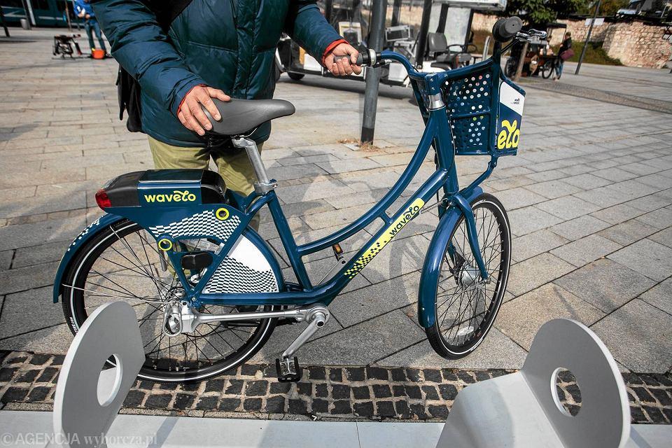 Rower Wavelo w Krakowie