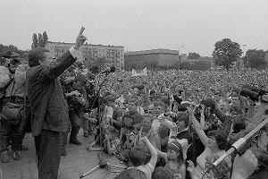 Robimy największe na świecie zdjęcie: z Wałęsą i dla Wałęsy
