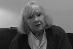 W USA zmar�a polska aktorka i re�yser teatralna Nina Polan