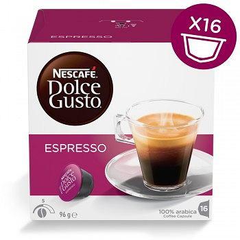 Espresso 16 kapsułek