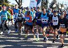 Marcin Chabowski podczas ONICO Gdynia Półmaraton: Ten bieg jest do poprawki, za miesiąc kolejny start