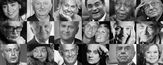 Andrycz, R�ewicz, Przybylska, Marquez, Williams, Kilar, Braunek, pasa�erowie lotu MH 17...