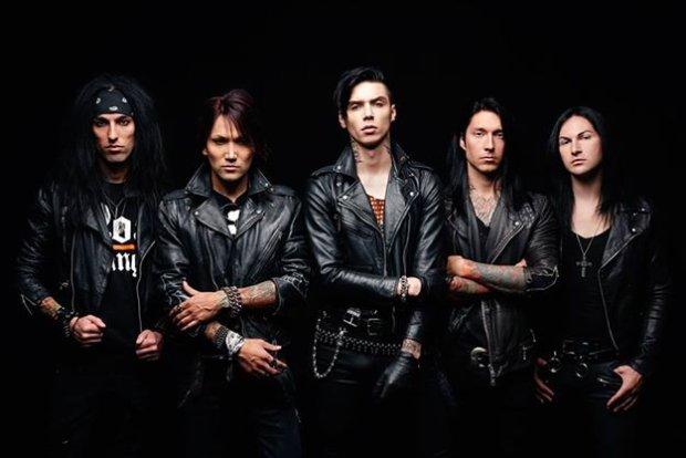 Zespół Black Veil Brides zapowiedział premierę koncertowego wydawnictwa.