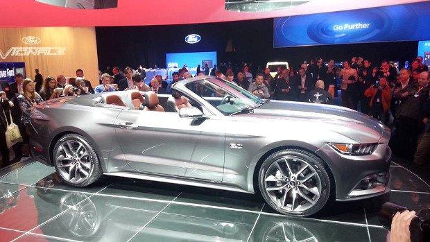 Nowy Ford Mustang - premiera (fot. Piort Sielicki)