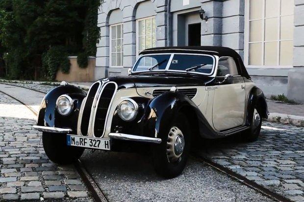 Wideo | BMW 327