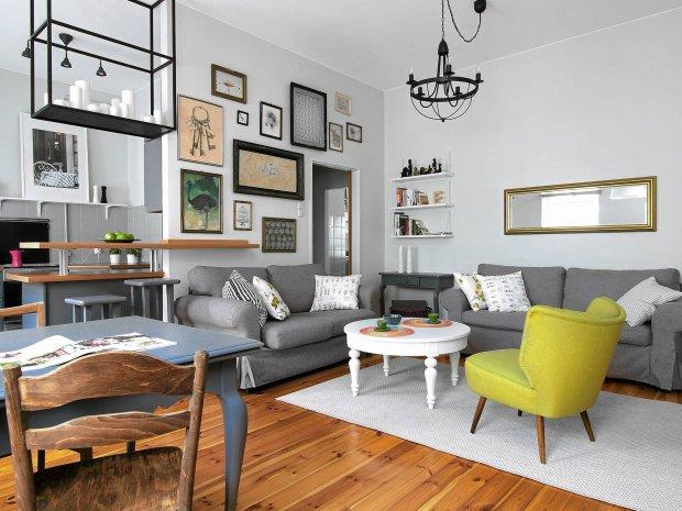 IKEA OBRAZY  Wnętrza,aranżacje wnętrz, inspiracje  CzteryKaty pl -> Obrazy Kuchni Ikea