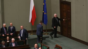 19 Posiedzenie Sejmu VIII Kadencji