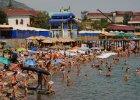 Krym b�aga o turyst�w