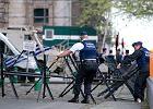 Zamachowiec z Paryża skazany. Na razie za próbę zabójstwa policjantów w Brukseli