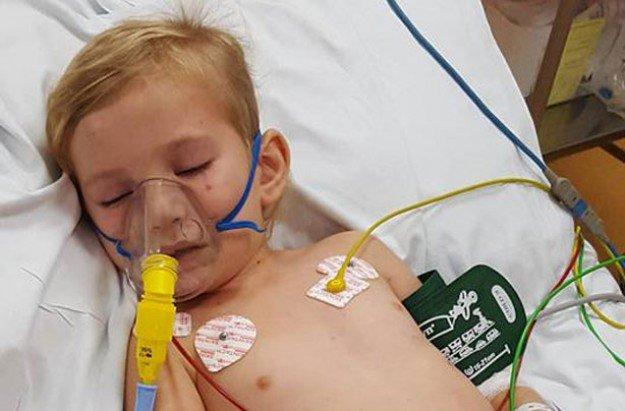 Millie rano czuła się świetnie, około 18.00 zdiagnozowano u niej posocznice meningokokową