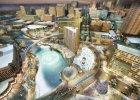 To miasto ma wyglądać jak z gry SimCity. Wszystko dzięki turystyce medycznej