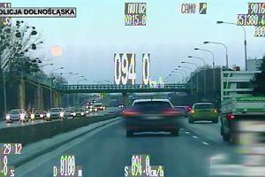Wrocław. Mężczyzna miał 1,7 promila i jechał przez miasto 90 km/h