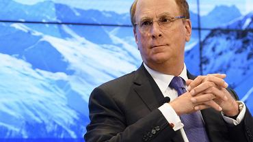 Larry Fink, szef BlackRock