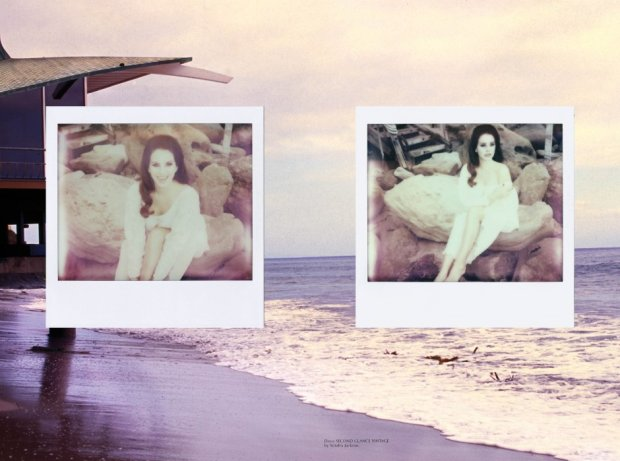"""Lana Del Ray udostępniła w całości dwa utwory, które nagrała na potrzeby filmu """"Wielkie Oczy"""" Tima Burtona."""