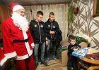 Mikołaje Fundacji Pomóż Im z wizytą u dzieci