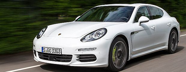 Porsche Panamera Plug-in Hybrid |Pierwsza jazda | Test | Klonowanie Waltera