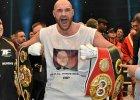 29 listopada, nowy brytyjski mistrz świata wagi ciężkiej Tyson Fury, który pokonał Kliczkę.