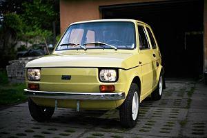 34-letni maluch jak nowe BMW. Mo�e by� tw�j ju� za 280 tys.