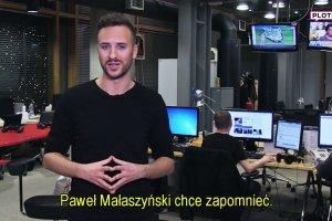 """Pawe� Ma�aszy�ski i Joanna Brodzik nie lubi� si�? Aktor �le wspomina """"Magd� M."""". Gdy spotkali si� po latach..."""