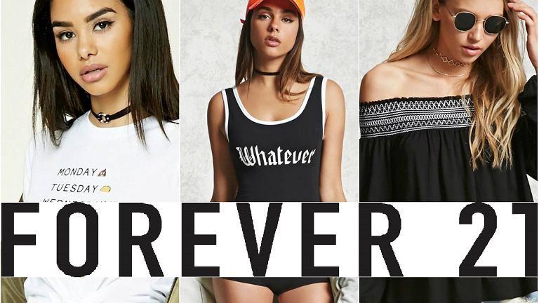 Otwarcie kolejnego sklepu Forever21