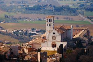 Włochy. Asyż - zwiedzanie cudownego miasta