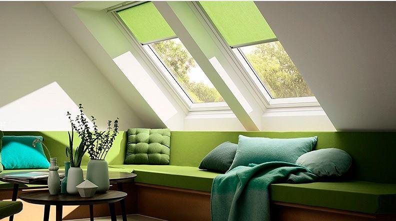 Rolety ochronią mieszkanie przed promieniami słonecznymi