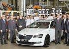 Skoda sprzeda�a ju� 18 milion�w samochod�w