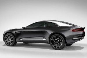Salon Genewa 2015 | Aston Martin DBX | Crossover za 10 lat