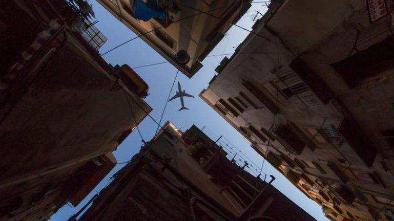 Dla takich widok�w warto wyj�� na miasto z aparatem. Nie ka�dy zrobi takie zdj�cia, jak on!