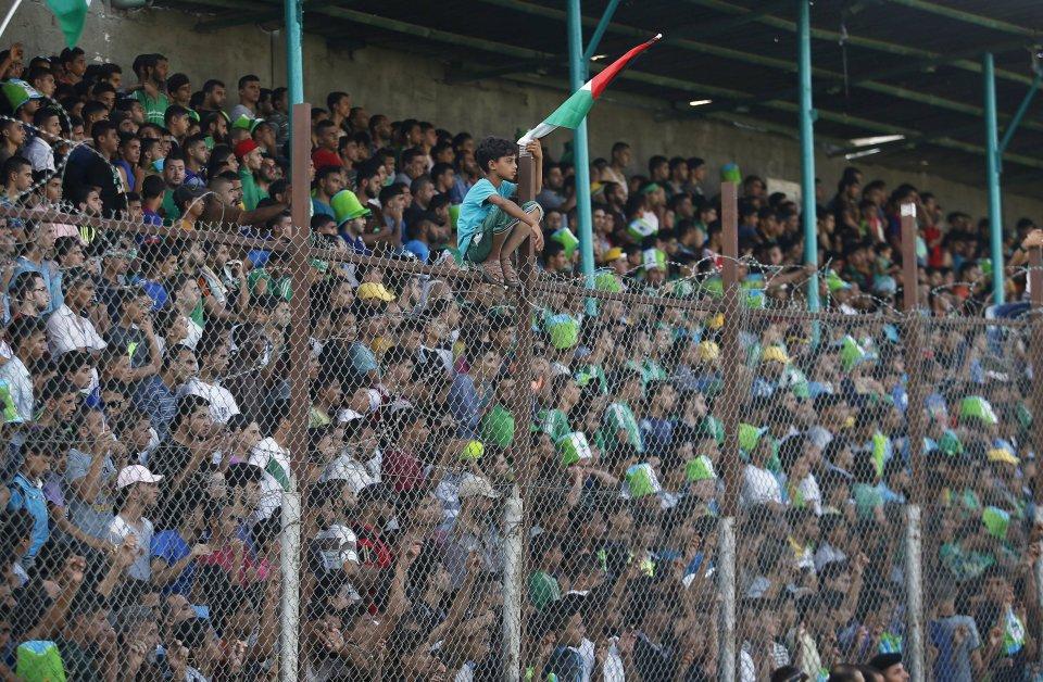 Zdjęcie numer 0 w galerii - Puchar Palestyny. Izrael niespodziewanie pozwolił na piłkarskie zjednoczenie [ZDJĘCIA]